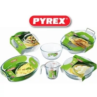 PYREX жаропрочная посуда (ФРАНЦИЯ)