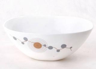SEQUINSE WHITE салатник 21,5 см-1шт.