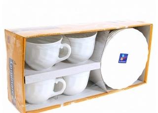 TRIANON чайный сервиз  0,28л  на 4 персоны