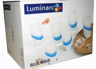 BLUE WAVE 6 предметов