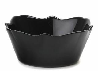 AUTHENTIC BLACK салатник 24 см 1шт