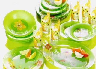 POP FLOWERS  GREEN 45 предметов
