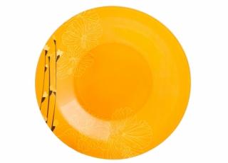 RHAPSODY ORANGE тарелка суповая 21 см 1шт