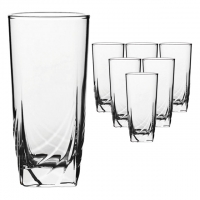 ASCOT набор стаканов высоких 330 мл. 6 шт.