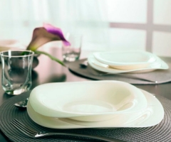 VOLARE тарелка суповая 23 см 1 шт