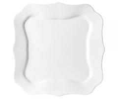 AUTHENTIC WHITE тарелка десертная 20 см 1шт.