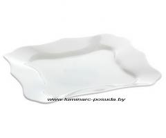 AUTHENTIC WHITE тарелка обеденная 26 см