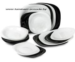 CARINE BLACK & WHITE 18 предметов