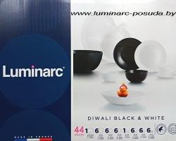 DIWALI BLACK & WHITE 44 предмета