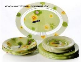 POEME ANIS 19 предметов с блюдом