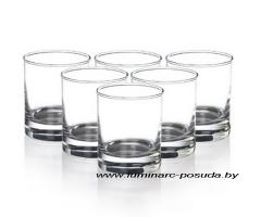 ISLANDE стаканы низкие 300 мл. 6 шт.