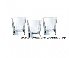 ICY набор стаканов низких 300 мл. 3 шт.