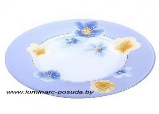 POEME BLUE тарелка обеденная 25 см