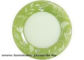 PLENITUDE GREEN тарелка обеденная 27 см