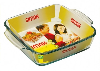 SIMAX 1,6л 7286/NEW лоток квадратный