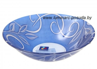 PLENITUDE BLUE салатник 27 cм