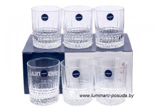 ELYSEES (ЭЛИЗЕ) набор стаканов низких 300 мл. 6 шт.