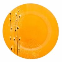 RHAPSODY ORANGE тарелка десертная 19 см 1 шт