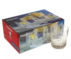 IMPERATOR набор стаканов низких 300 мл. 6 шт.