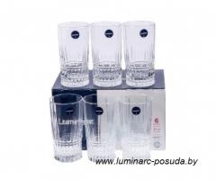 ELYSEES (ЭЛИЗЕ) набор стаканов высоких 330 мл. 6 шт.
