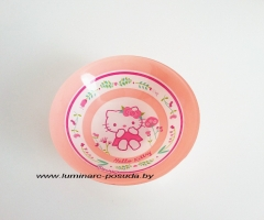 HELLO KITTY NORDIC FLOWER ROSE салатник 16,5 см
