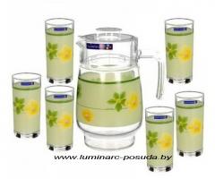POEME ANIS стаканы + кувшин