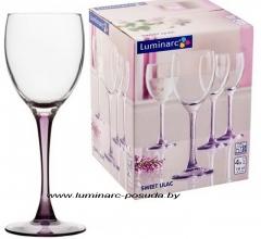 SWEET LILAC для вина 190 мл. 4 шт.