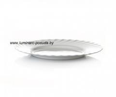 TRIANON WHITE тарелка десертная 19,5 см