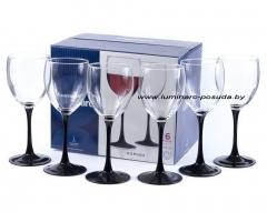 DOMINO фужеры для вина 350 мл. 6 шт.