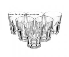 NEW AMERICA набор стаканов низких 270 мл. 6 шт.
