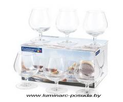 FRENCH BRASSERIE бокалы для коньяка 250 мл. 6 шт.