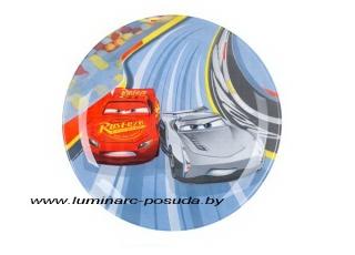 DISNEY CARS-3 тарелка десертная 20,5 см