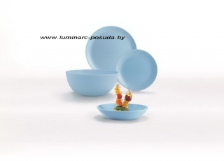 DIWALI LIGHT BLUE 19 предметов
