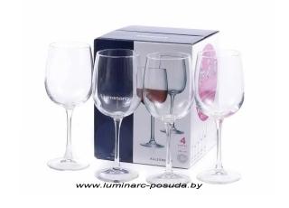 ALLEGRESSE набор фужеров для вина 550 мл. 4 шт.