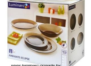 AMBIANTE ECLIPSE 19 предметов с блюдом