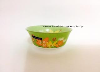 POP FLOWERS GREEN салатник 12 см